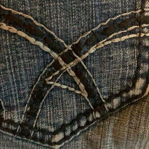 Hydraulic Jeans - Hydraulic Boot cut/low rise - size 7/8